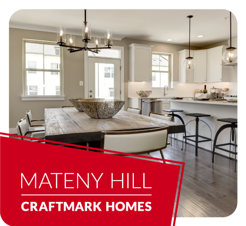 New Luxury Townhomes in Germantown, MD