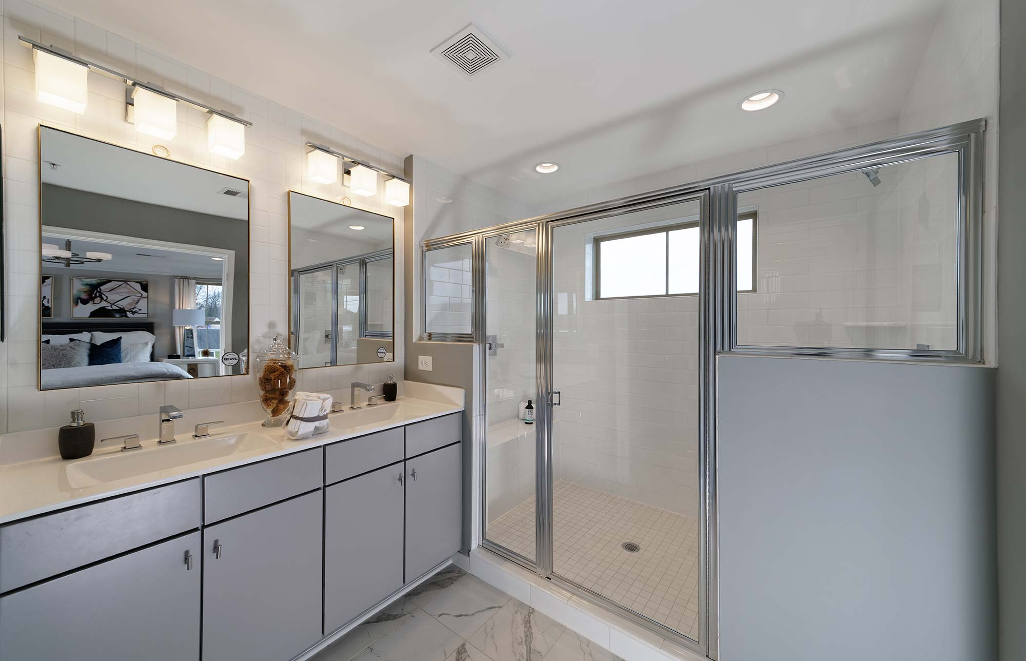 Bathroom, Townhomes, Germantown MD