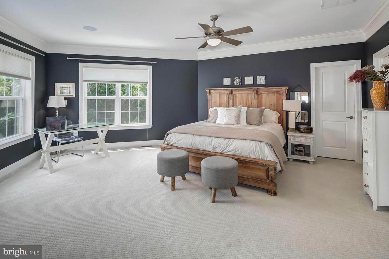 Bedroom, Townhomes, Germantown MD
