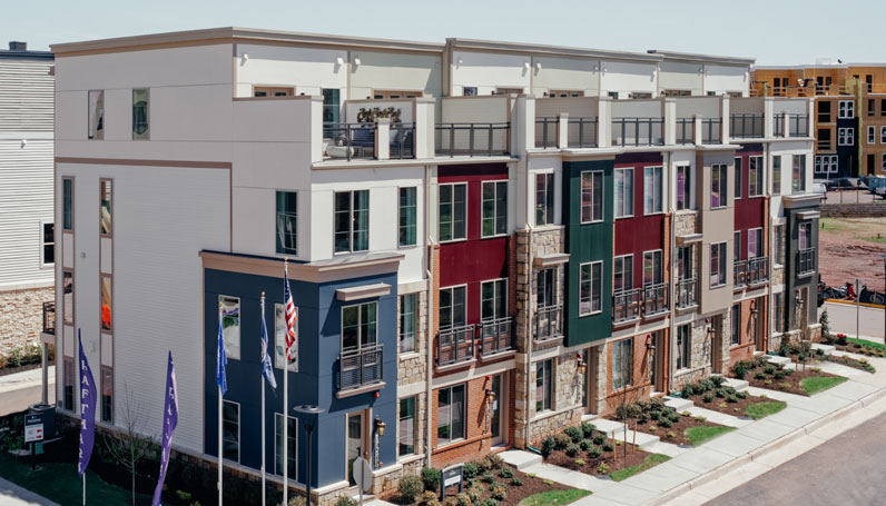 New Townhomes in Chantilly, VA