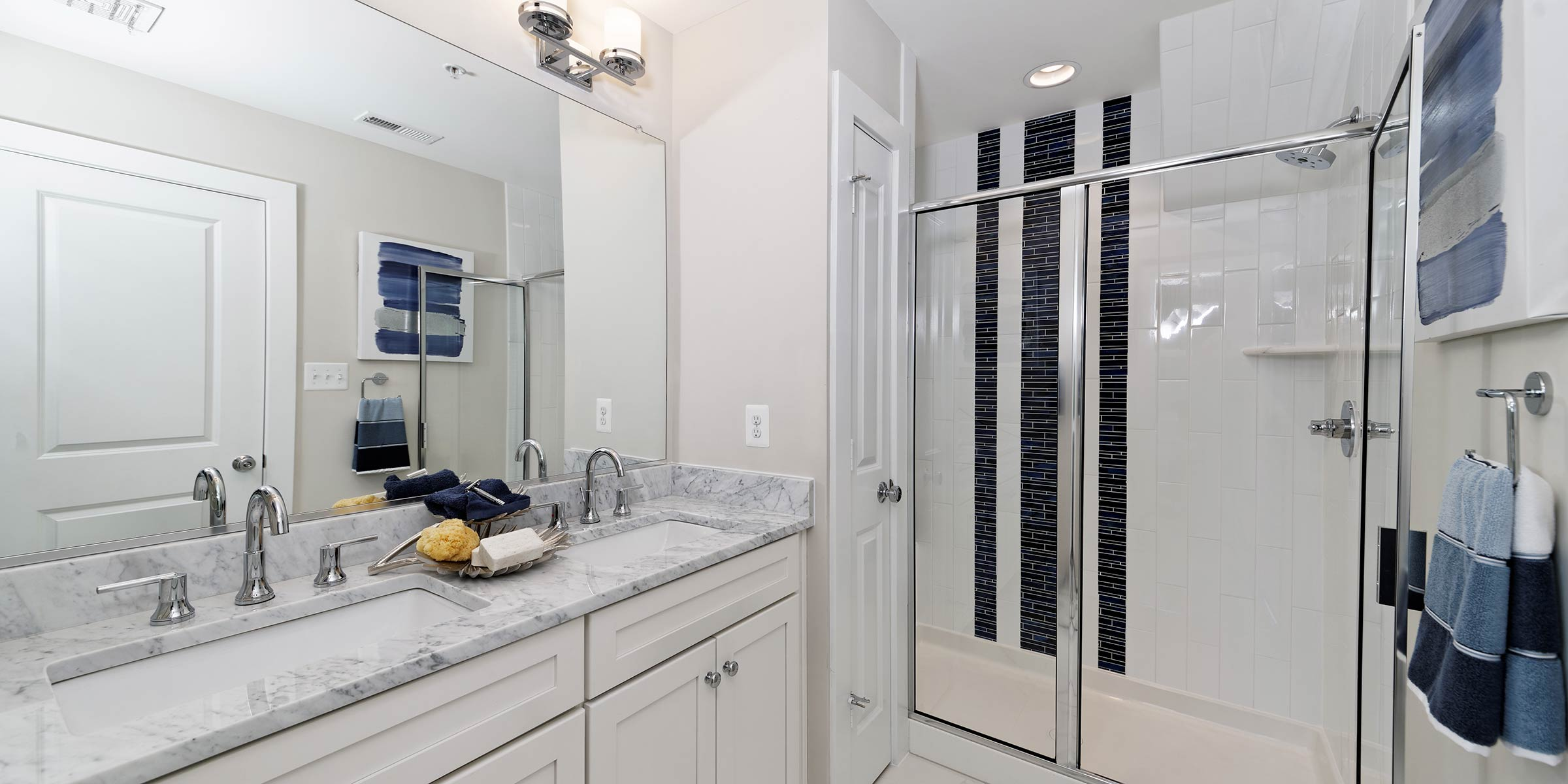 Bathroom, Townhomes in Annapolis MD