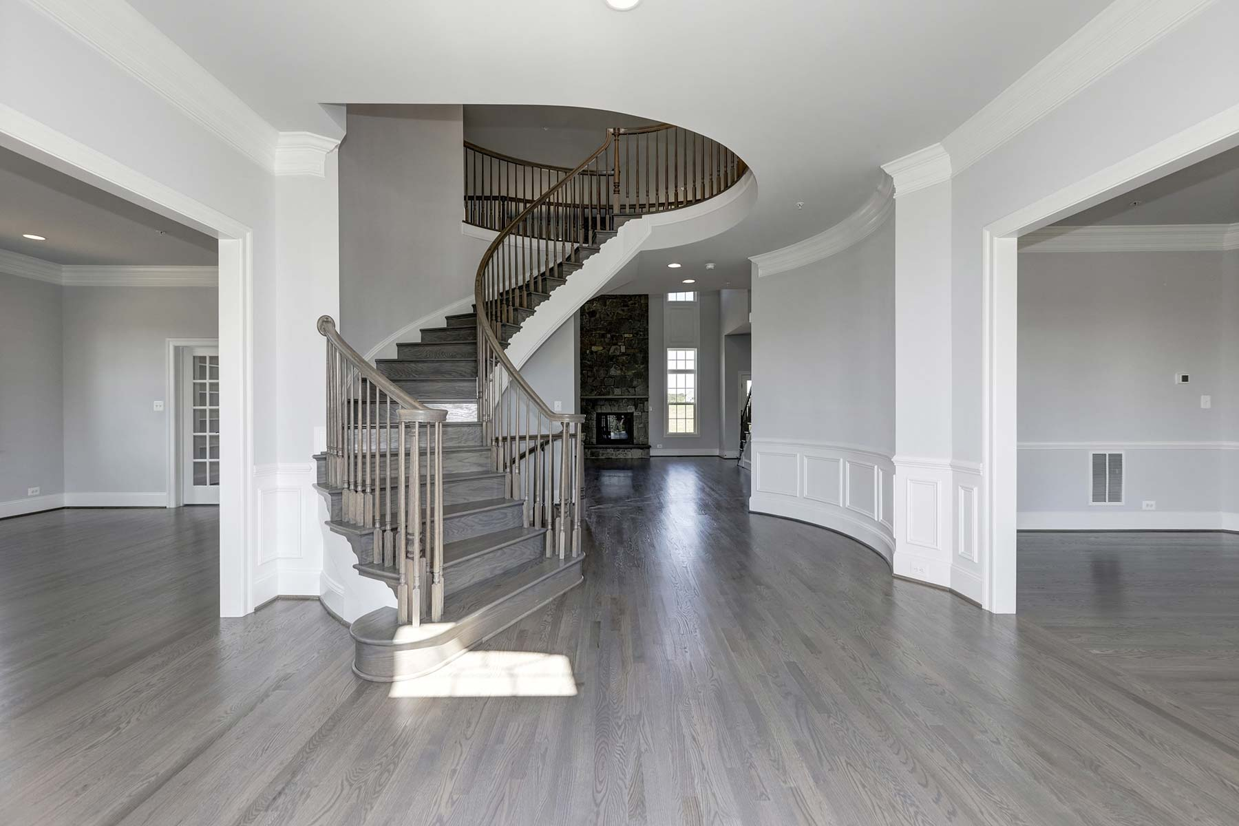 Interior, Finished Custom Home, Kenwood, Black Rock, Craftmark Homes