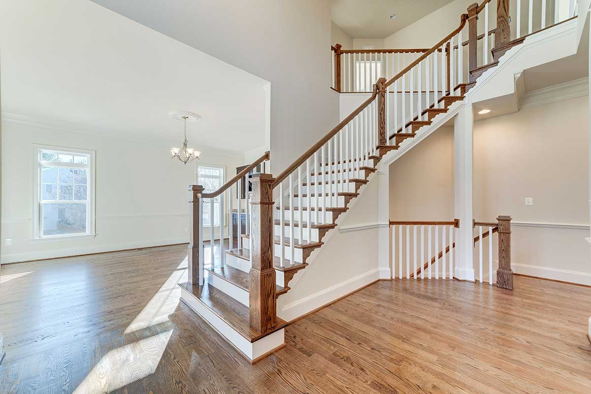 Interior, Finished Custom Home, Oakton, Dunn Loring, Craftmark Homes