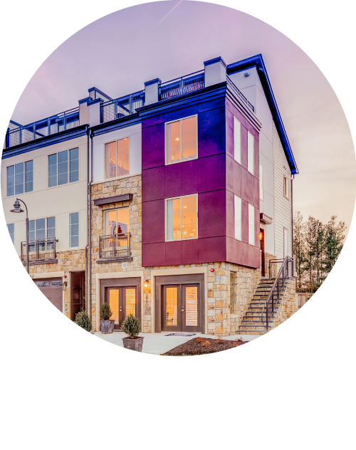 Virtual Tour for Townhomes in Alexandria, VA
