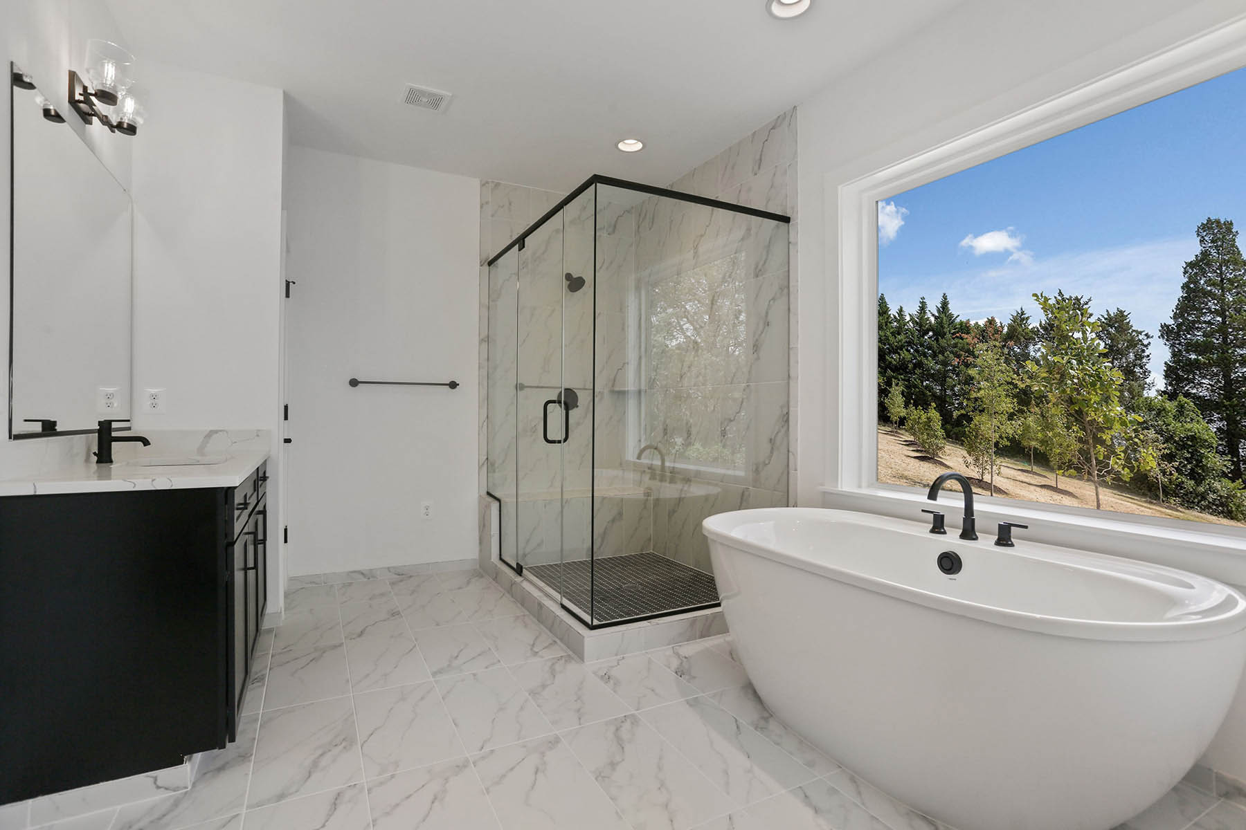 Bathrooms Gallery, New Homes in Maryland, Virginia, Washington D.C.