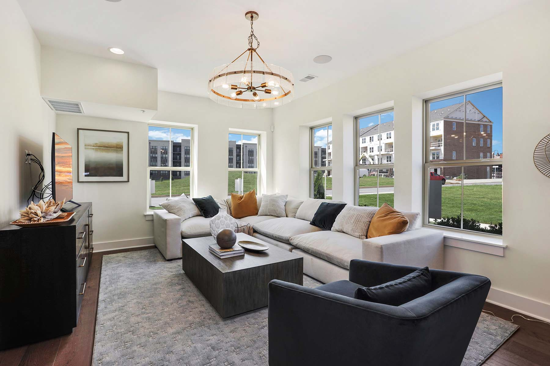 Living Spaces Gallery, New Homes in Maryland, Virginia, Washington D.C.