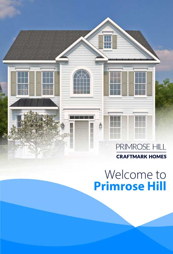 Single Family Homes in Annapolis, MD, Primrose Hill by Craftmark Homes